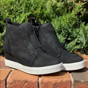 Ccocci Zoey Wedge Sneakers